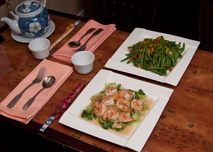 Best Chinese Restaurant 2011: T.S. Ma