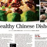 201 Magazine – Healthy Chinese Dishes