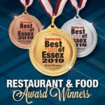 T.S. Ma Wins 2019 Best of Essex Gold Medal for 11th Year